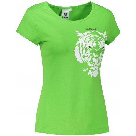 Dámské triko ALTISPORT ALW004122 APPLE GREEN