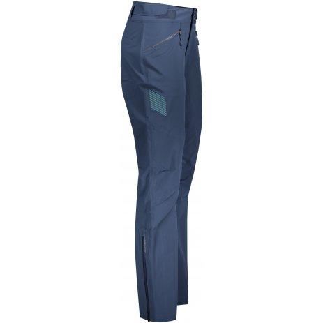 Dámské kalhoty ALPINE PRO OLWENA 4 LPAS436 TMAVĚ MODRÁ