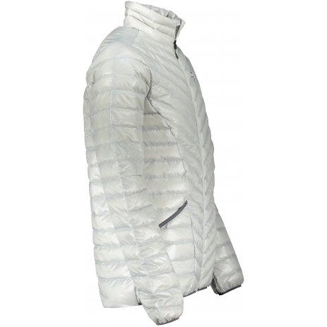 Pánská péřová bunda ALPINE PRO FIR 2 MJCS438 ŠEDÁ