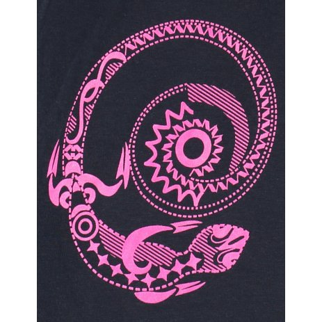 Dámské triko ALTISPORT ALW026122 MODRORŮŽOVÁ