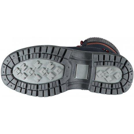 Dětské boty ALPINE PRO FEWRO KBTS268 TMAVĚ MODRÁ