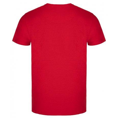 Pánské triko LOAP ALTAIR CLM2076 ČERVENÁ