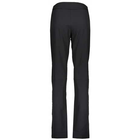 Dámské softshellové kalhoty ALPINE PRO MUNIKA 2 LPAS359 ČERNÁ