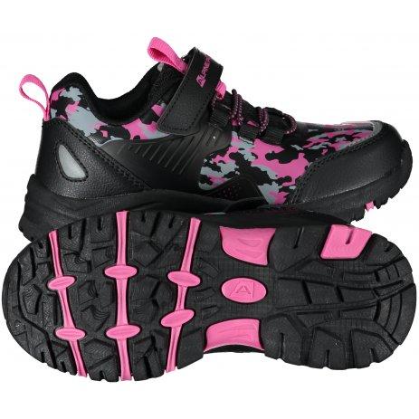Dětské boty ALPINE PRO VATO KBTS265 RŮŽOVÁ