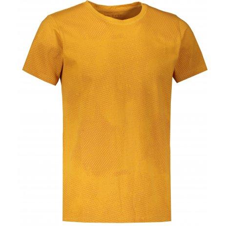Pánské triko ALPINE PRO STRELL MTSS563 ŽLUTÁ