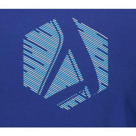 Pánské triko ALTISPORT ALM033129 KRÁLOVSKÁ MODRÁ