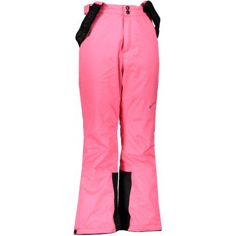 Dětské lyžařské kalhoty ALPINE PRO ANIKO 4 KPAS203 RŮŽOVÁ