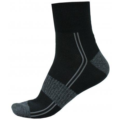 Ponožky ALPINE PRO 3HARE 2 USCZ042 ČERNÁ