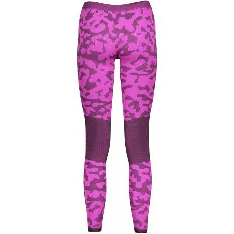 Dámské termo kalhoty ALPINE PRO EMERA LUNS071 RŮŽOVÁ