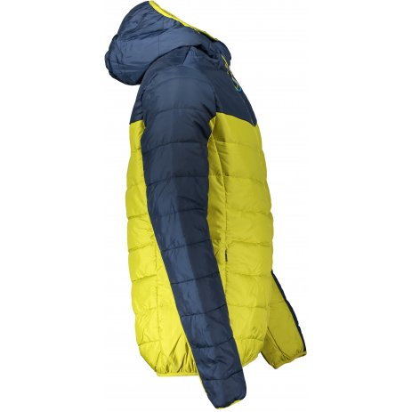 Pánská bunda LOAP IRIS CLM2060 ZELENÁ