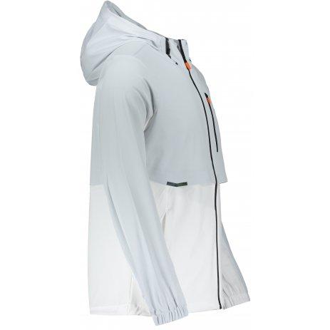 Pánská sportovní bunda PEAK WOVEN JACKET F201151 MODRÁ