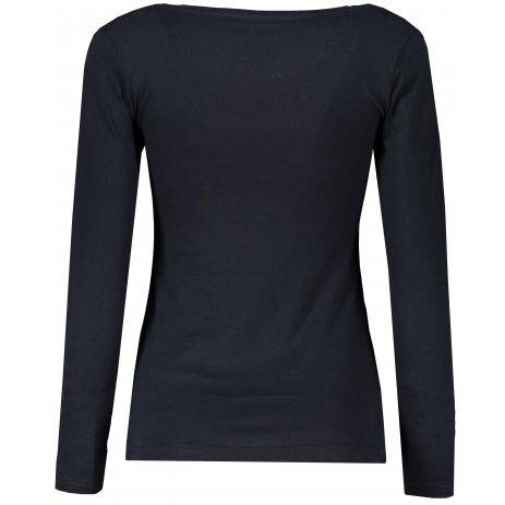 Dámské triko s dlouhým rukávem ALTISPORT ALW001169 MODRORŮŽOVÁ