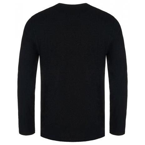 Pánské triko LOAP ALBE CLM2070 ČERNÁ