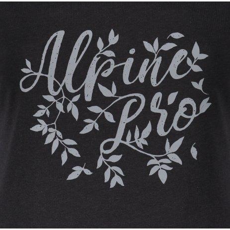 Dámské triko ALPINE PRO CHAMA LTSS680 ČERNÁ