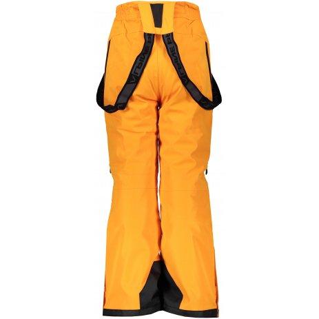 Dětské lyžařské kalhoty ALPINE PRO NUDDO 5 KPAS202 ŽLUTÁ
