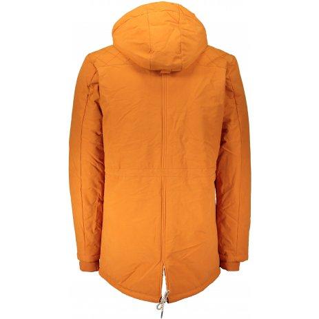 Pánský zimní kabát ALPINE PRO EDIT 2 MCTS002 ORANŽOVÁ