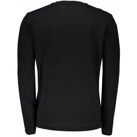 Pánské triko SAM 73 ALVIN MT 772 ČERNÁ