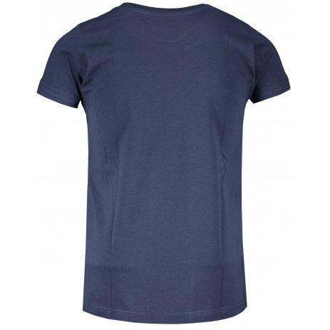 Dětské triko ALPINE PRO BITTORO KTSS292 TMAVĚ MODRÁ
