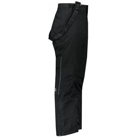 Dětské lyžařské kalhoty ALPINE PRO ANIKO 4 KPAS203 ČERNÁ