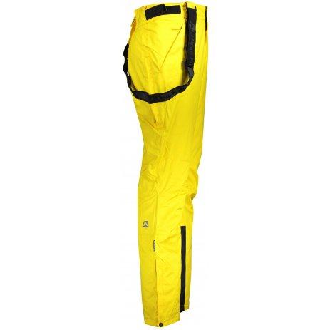 Pánské lyžařské kalhoty ALPINE PRO SANGO 8 MPAS477 ŽLUTÁ