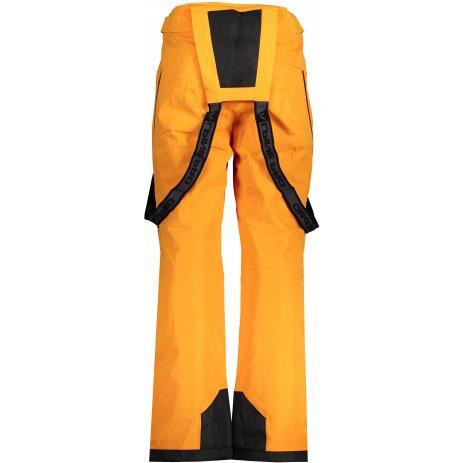 Pánské lyžařské kalhoty ALPINE PRO NUDD 6 MPAS475 ŽLUTÁ