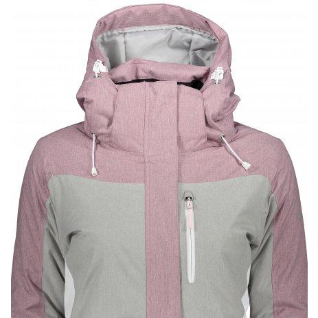 Dámská zimní bunda ALPINE PRO BALTA LJCS421 RŮŽOVÁ