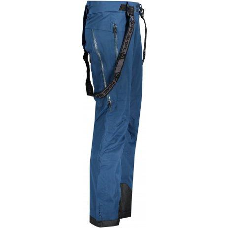 Dámské lyžařské kalhoty ALPINE PRO NUDDA 5 LPAS448 MODRÁ