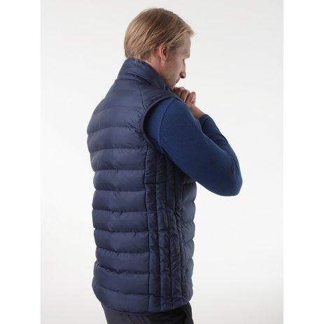Pánská vesta LOAP IRSAK CLM2063 MODRÁ