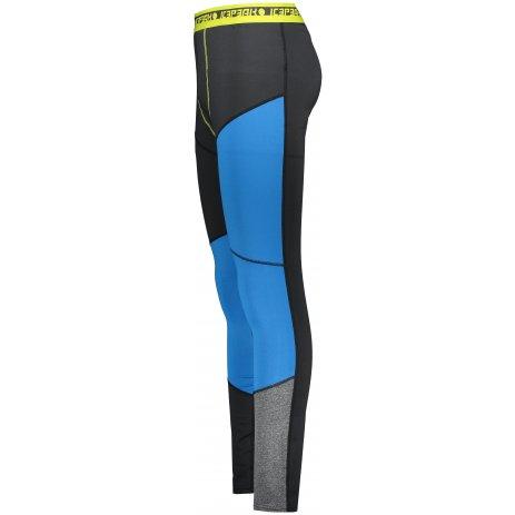 Pánské termo kalhoty ICEPEAK CLYMER TMAVĚ ŠEDÁ