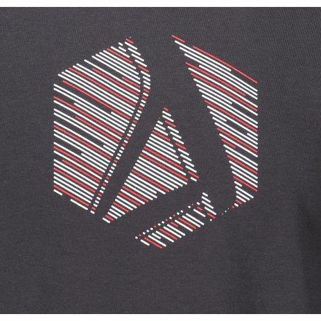 Pánské triko ALTISPORT ALM033129 EBONY GRAY