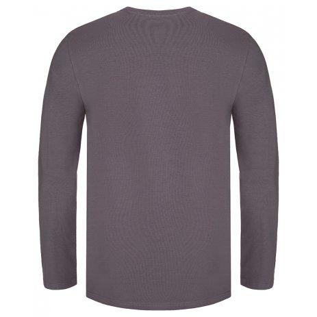 Pánské triko LOAP ALBE CLM2070 ŠEDÁ
