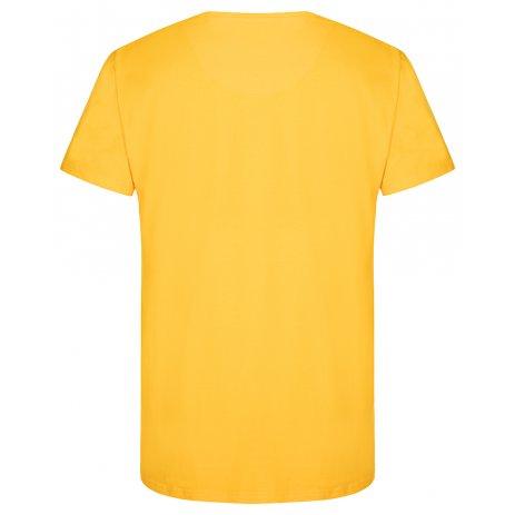 Pánské triko LOAP ALTAIR CLM2076 ŽLUTÁ
