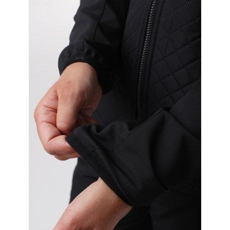 Dámská softshellová bunda LOAP URSI SFW2031 ČERNÁ