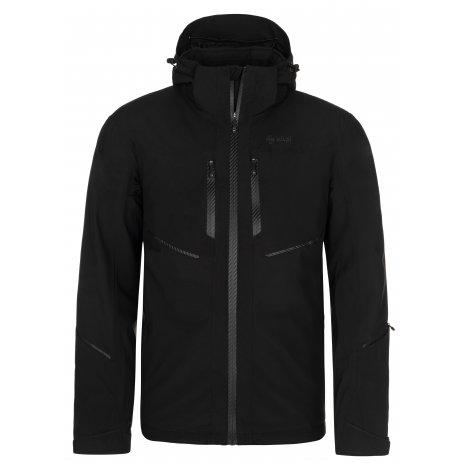 Pánská lyžařská bunda KILPI TONN-M NM0025KI ČERNÁ