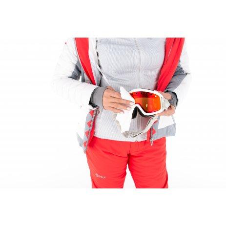 Dámská lyžařská bunda KILPI TAUREL-W NLX024KI KORÁLOVÁ
