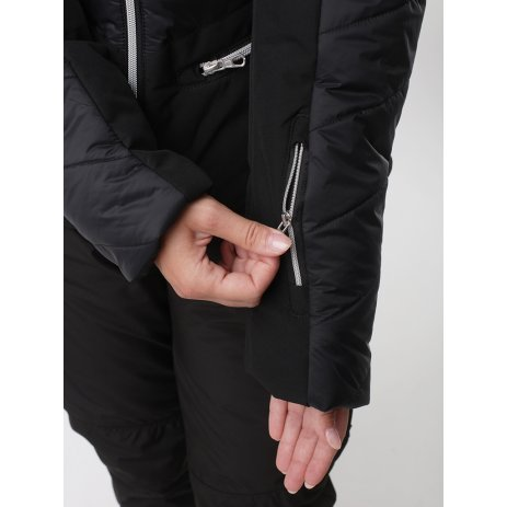 Dámská lyžařská bunda LOAP OKTIE OLW2028 ČERNÁ