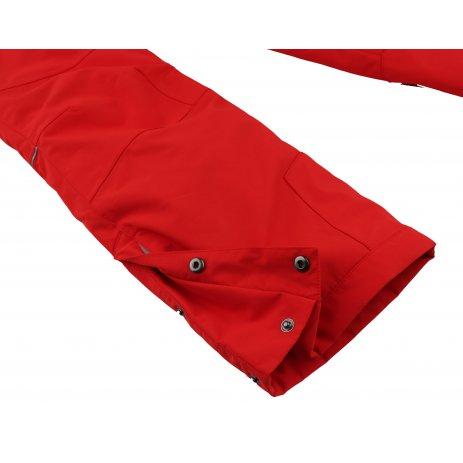 Dětské lyžařské kalhoty HANNAH AKITA JR II MOLTEN LAVA