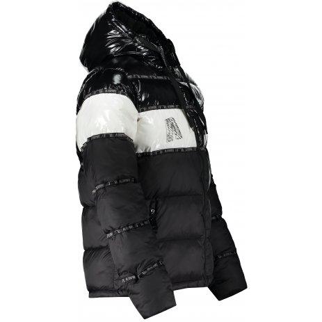 Pánská zimní bunda ALTISPORT TIMOTEO ČERNÁ