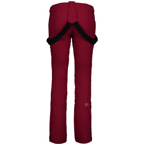 Dámské lyžařské kalhoty NORDBLANC GROWN NBWP6958 RUBÍNOVÁ ČERVENÁ