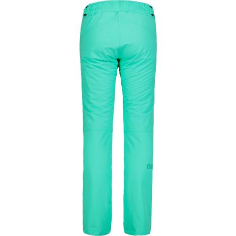 Dámské lyžařské kalhoty NORDBLANC SUBSIDY NBWP6959 ZELENÁ