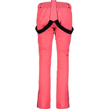 Dámské lyžařské kalhoty NORDBLANC CALMNES NBWP7331 JEMNÁ RŮŽOVÁ