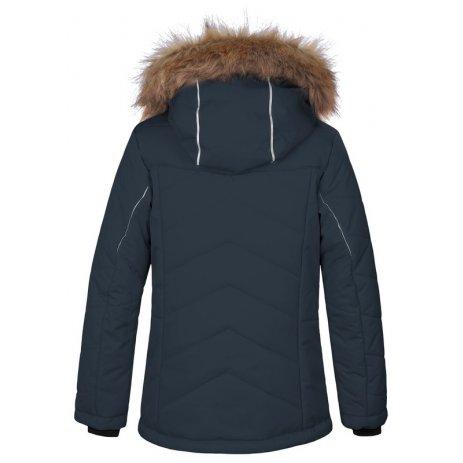 Dětská zimní bunda HANNAH WACA JR MIDNIGHT NAVY