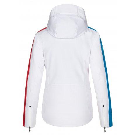Dámská lyžařská bunda KILPI HATTORI-W NL0080KI BÍLÁ