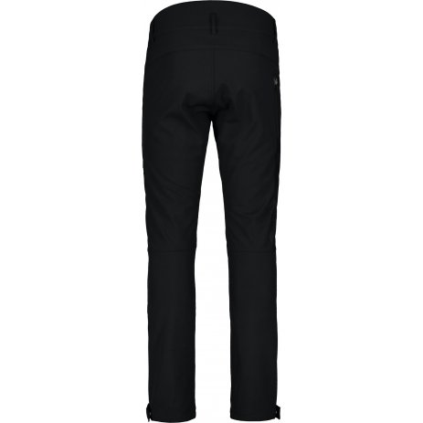 Pánské softshellové kalhoty NORDBLANC STERN NBFPM7367 ČERNÁ