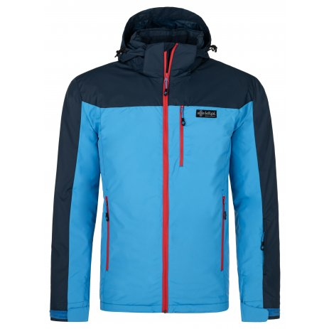 Pánská lyžařská bunda KILPI FLIP-M NMX036KI MODRÁ
