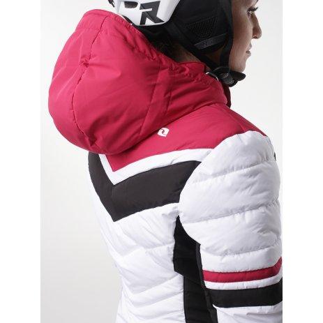 Dámská zimní bunda LOAP OLINKA OLW2020 BÍLÁ