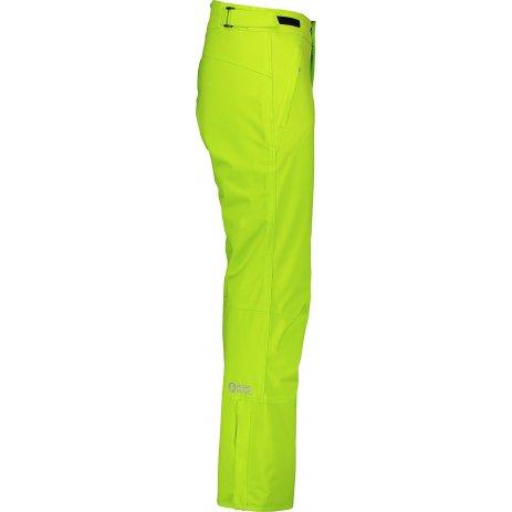 Pánské lyžařské kalhoty NORDBLANC RESTFUL NBWP7330 JASNĚ ZELENÁ