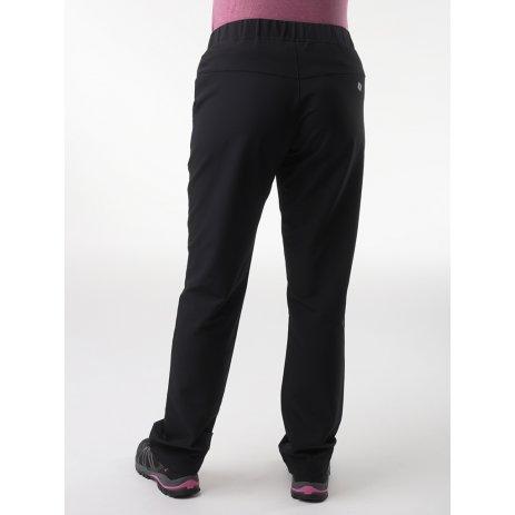 Dámské softshellové kalhoty LOAP URETTA SFW2034 ČERNÁ