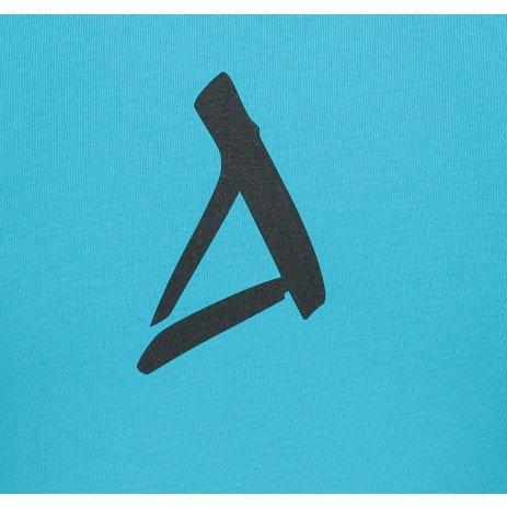 Pánské triko ALTISPORT ALM002119 TYRKYSOVÁ