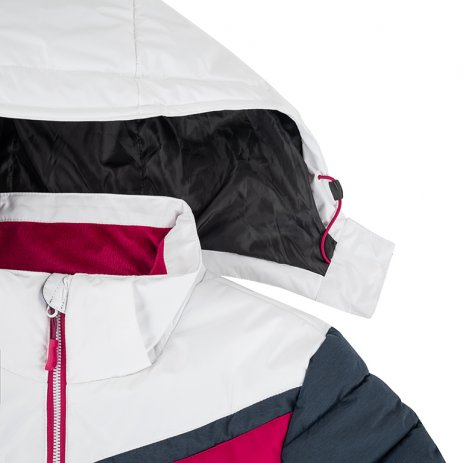 Dámská zimní bunda LOAP OLINKA OLW2020 MODRÁ